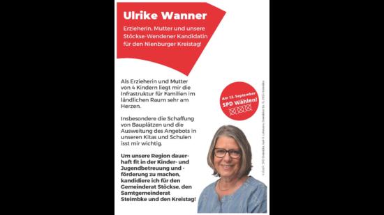 Bild von Ulrike Wanner mit Text